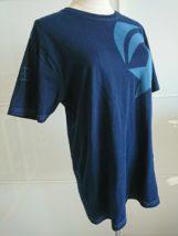 藍染Tシャツ(斜め横)